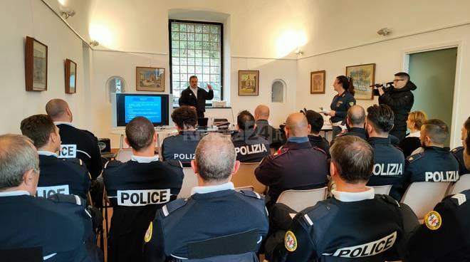 corso formazione polizia di frontiera