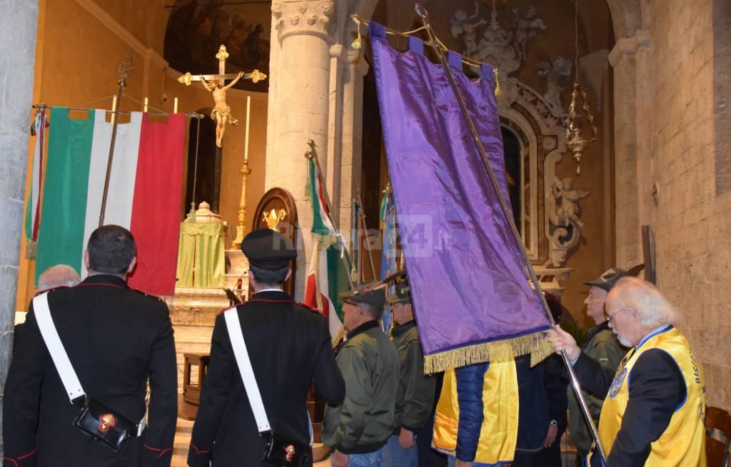 Messa caduti Nassiriya Sanremo