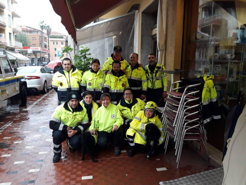 protezione civile bordighera