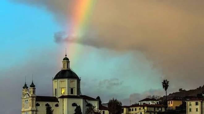 riviera24 - arcobaleno madonna della costa