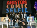 riviera24 - Ariston Comic Selfie 2019
