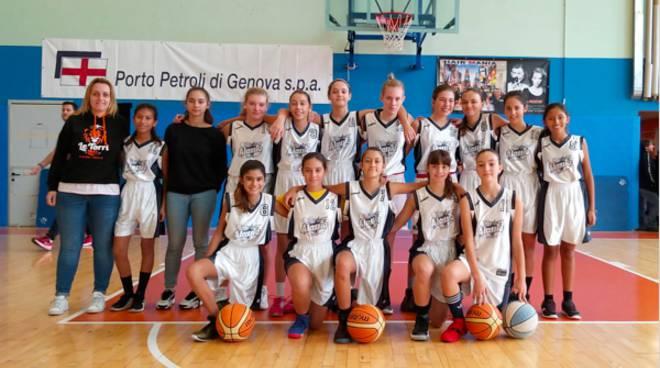 Riviera24-Blue Ponente Basket