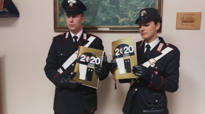 riviera24 - Calendario dell'Arma