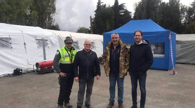 Diano Marina, Cristiano Za Garibaldi candida la Città degli aranci a Centro operativo in caso di calamità - Riviera24