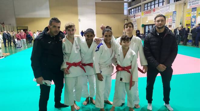 riviera24 - Cs Judo Sanremo