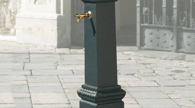 riviera24 - fontana pubblica