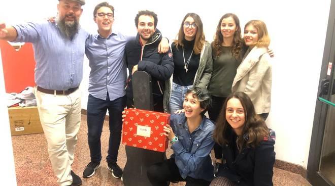 """riviera24 - Il gruppo Changestart del liceo """"Vieusseux"""""""