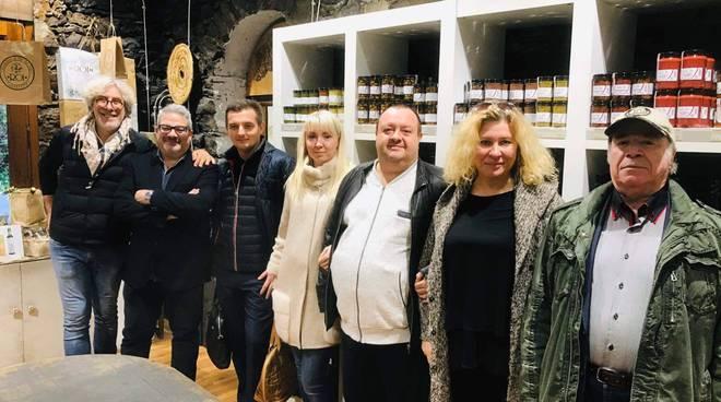 riviera24 - Imprenditori russi