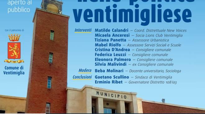 riviera24 - L'impegno femminile nella politica ventimigliese