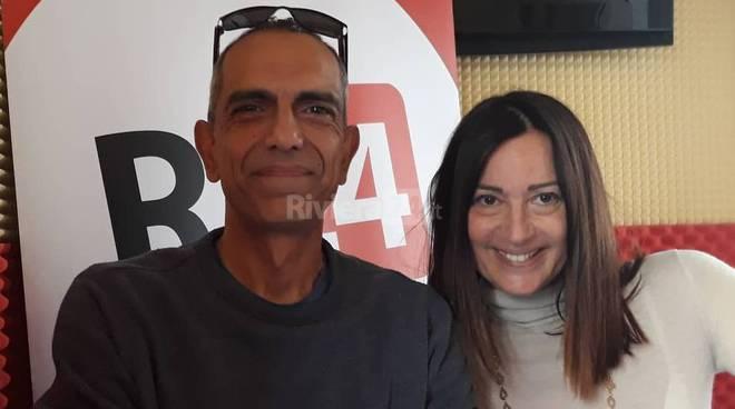 riviera24 -  Maurizio Zuppa e Stefania Rossi