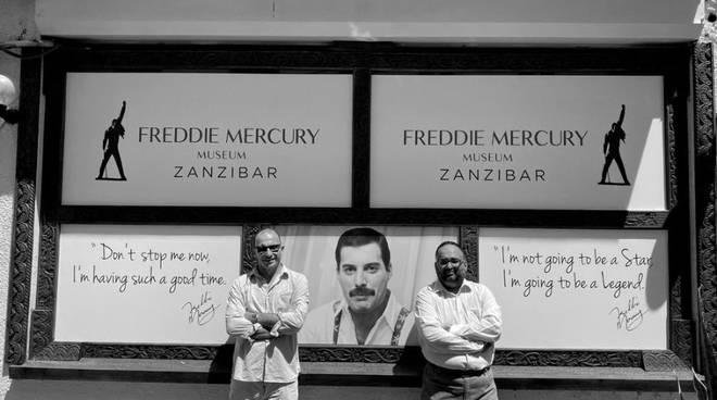 riviera24 - Museo dedicato a Freddie Mercury
