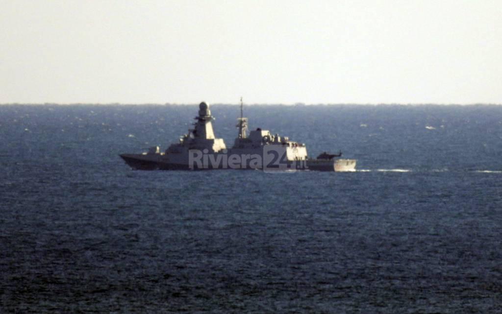 riviera24 - nave fremm fregata militare