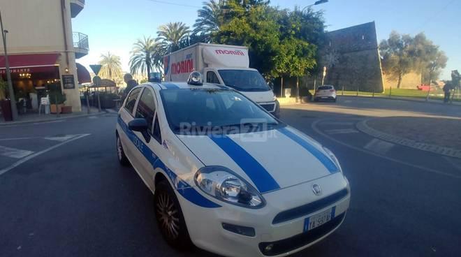 riviera24 - polizia locale municipale sanremo