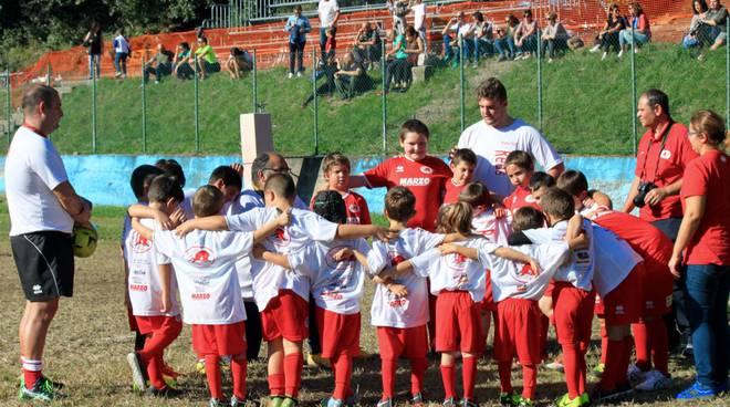 riviera24 - REDS Rugby Team dà spettacolo a Cogoleto