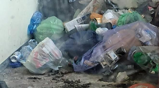 Riviera24- rifiuti Bordighera