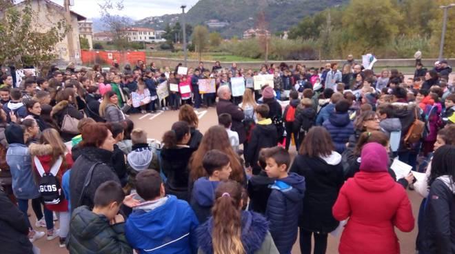 Riviera24-scuole vallecrosia diritti infanzia