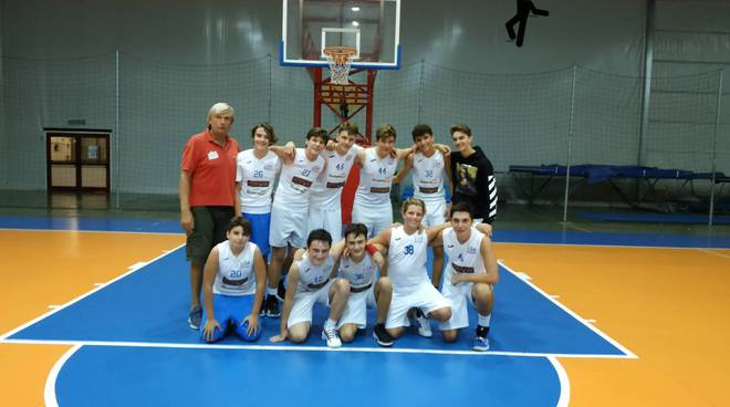 riviera24 - Sea Sanremo under 15