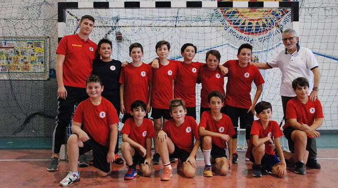 riviera24 - Team Schiavetti Pallamano Imperia under 13 maschile