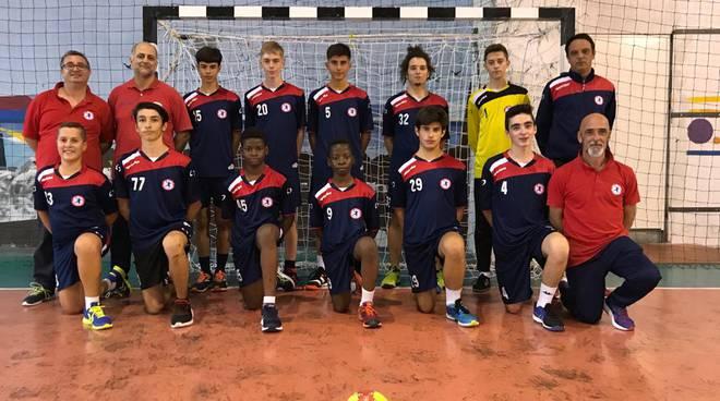 riviera24 - Team Schiavetti Pallamano Imperia under 17