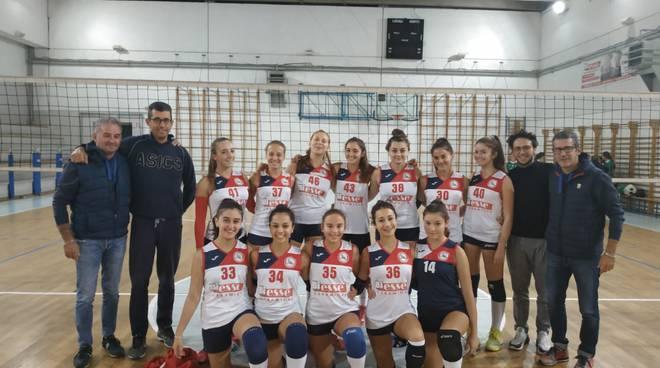 Riviera24- volley team arma taggia