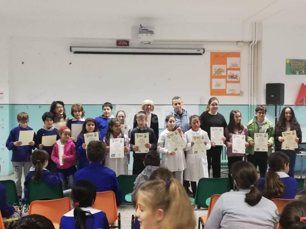 Scuola Rubino, evento lettura
