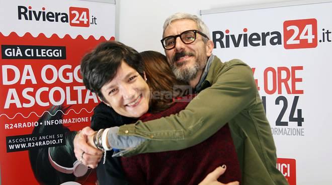 Vania Zaghi, Paolo Marelli e Penelope