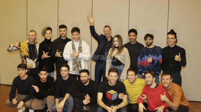 Amadeus lancia Sanremo Giovani e il Festival