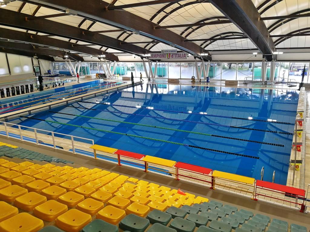 apertura piscina cascione