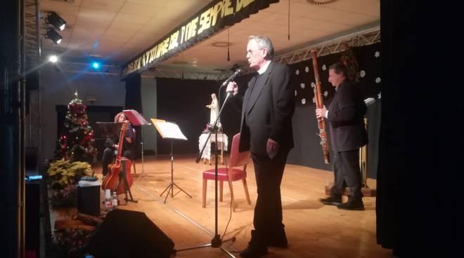Belissimo concerto Domenica 22 Dicembre al Teatro dell\'Opera Don Orione di Sanremo