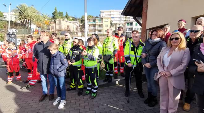 Donazione ambulanza ospedaletti emergenza