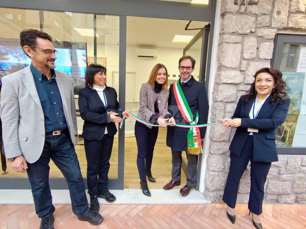 Inaugurazione IAT bordighera