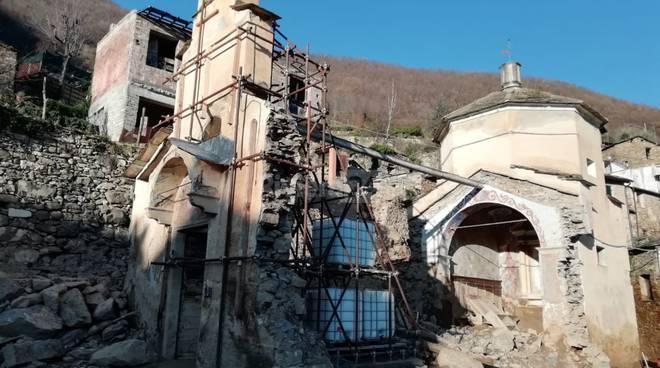 Rezzo situazione drammatica a Cenova