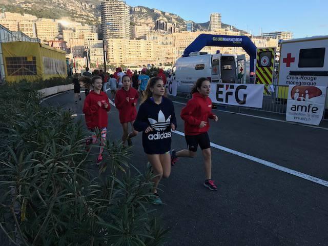 riviera24 - As Foce alla corsa di Natale a Montecarlo