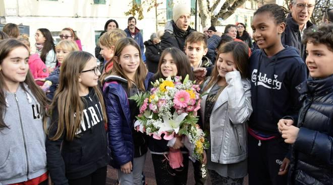 riviera24 - Bussana festeggia Rita Longordo Zecchino d'Oro 2019