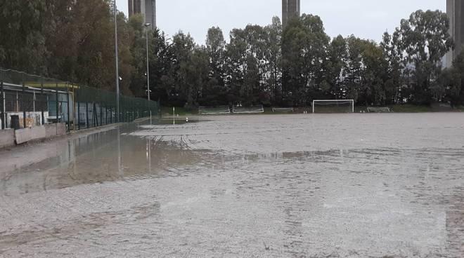 riviera24 - Campo pioggia Zaccari terra