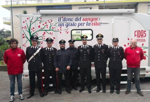 Riviera24- carabinieri sanremo