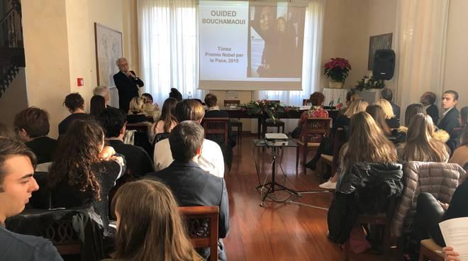 riviera24 - Conferenza e tavola rotonda sulla pace