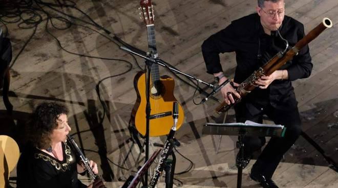 riviera24 - Cristina Noris e Vitaliano Gallo