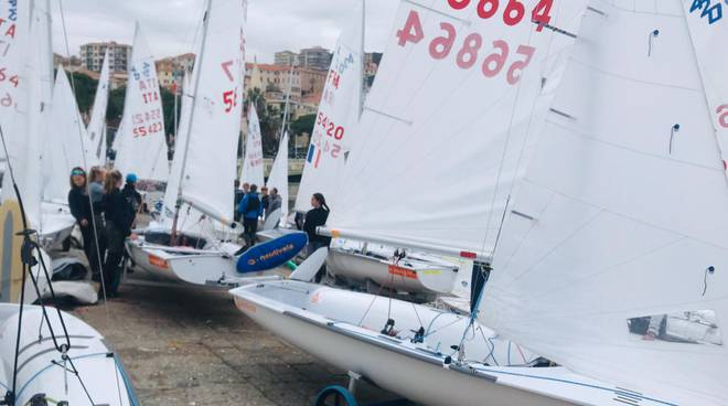 Riviera24- Imperia winter regata