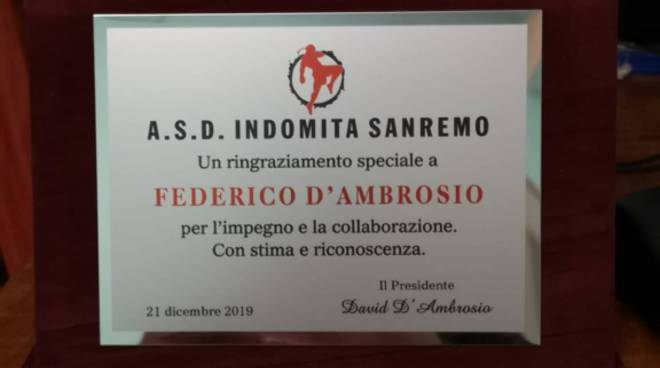riviera24 - Indomita Sanremo 2019