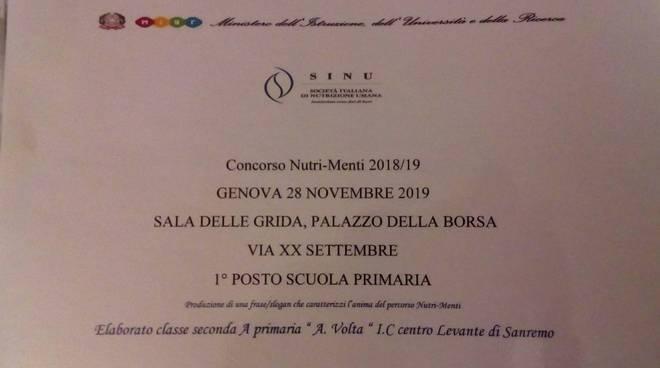 Riviera24- istituto Volta Sanremo