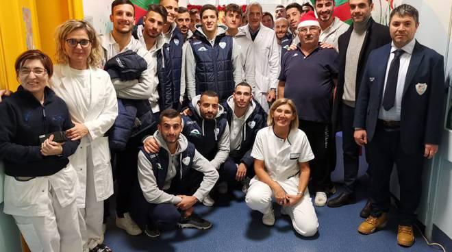 riviera24 - Natale di solidarietà per la Sanremese