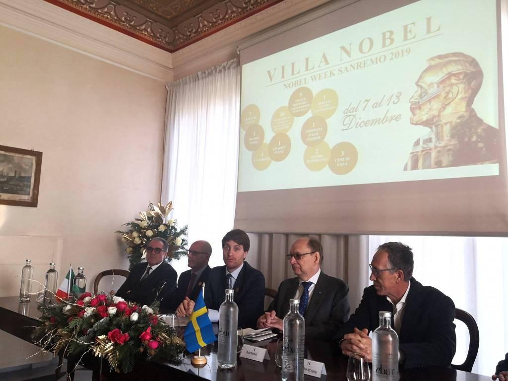 riviera24 - Nobel Week Sanremo 2019
