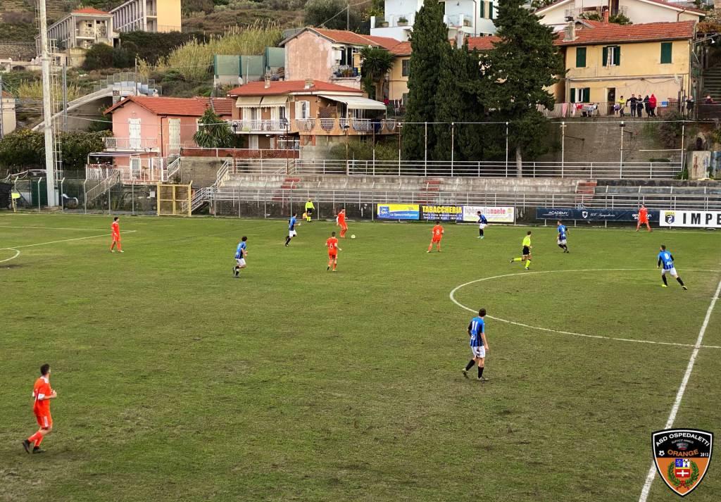 riviera24 - Ospedaletti Calcio-Imperia