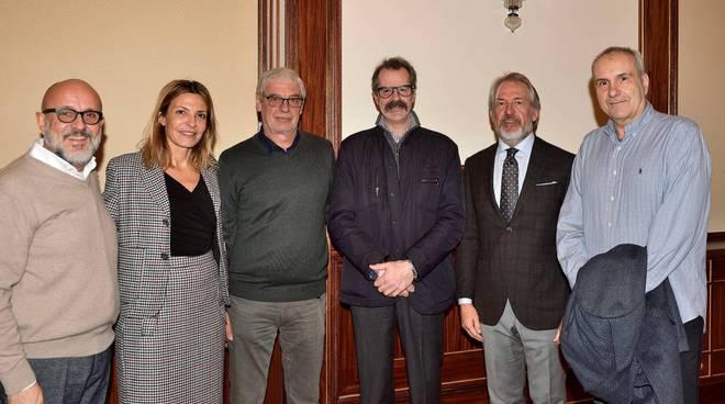 riviera24 - Pier Antonio Cedolin, Bruno Corradi e Sergio Piero Raimondo