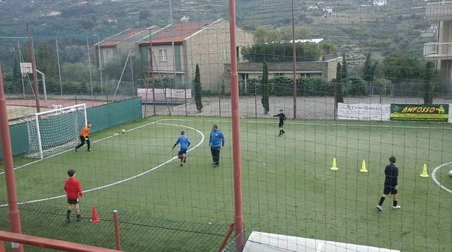 riviera24 -  Rappresentativa C13 di footbal sala della Liguria