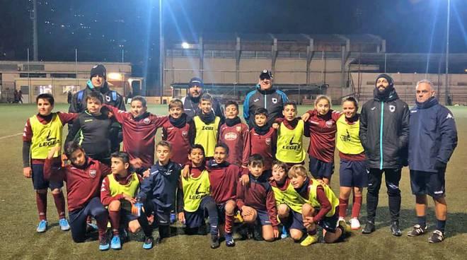 riviera24 -  Sampdoria in visita al Ventimiglia Calcio