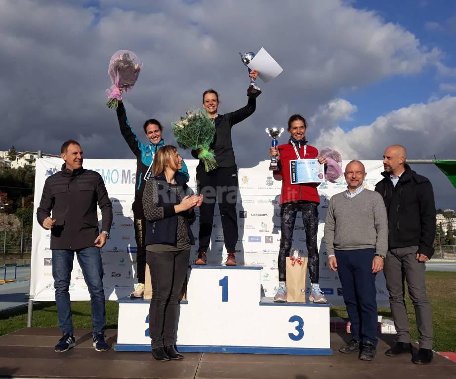 riviera24 - Sanremo Marathon premiazione