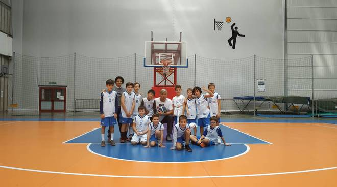 Riviera24- sea basket sanremo