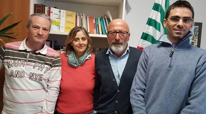 riviera24 - Staff sportello lavoro Cisl Imperia